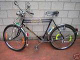 Vélo congolais.