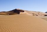 Sesriem, sand dunes