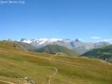 Glaciers de la Girose et de Mont de Lans,Massif des Grandes Rousses 2009