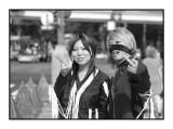 Couple, Yoyogi Park, Tokyo