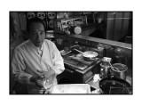 Tempura chef, Hakkone