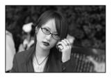 Girl, Yoyogi Park, Tokyo