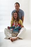 Anna, Matt & Danny Portraits
