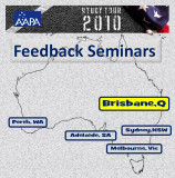 AAPA 2010 Study Tour Feedback Seminar - Brisbane