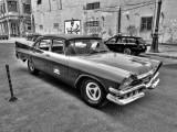 Cuban Car 4BW