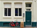 Green Door, Red Bike