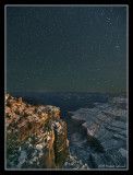 Grand Canyon by Starlight