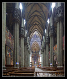Milano Duomo Interior