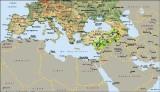 Europe - Itinerary in Turkey from our tour - Europa - Itinerario en Turquia de nuestro viaje