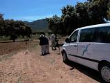 Audouin Birding Tour looking for an Orphean Warbler