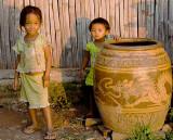 Kids & Water Jar
