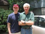 David and John's Baseball Adventure 2009