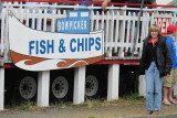 Best fish and chips in Astoria but...