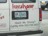 I sure hope he is a good driver!!