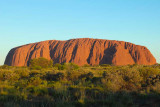 Alice Springs and Ayers Rock
