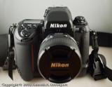 My Nikon F5