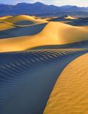 Mesquite Flat dunes, Death Valley National Park, CA