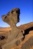 Mushroom rock, Death Valley National Park, CA
