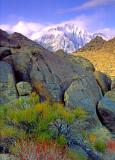 Eastern Sierra Nevada and White Mountains