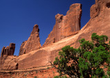 Park Avenue, Arches National Park, UT