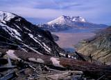 Mount St. Helen's, Mount St. Helen's National Monument, WA