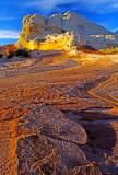 Last light at White Pocket, Vermilion Cliffs National Monument, AZ