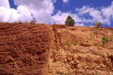 (SG27)  Normal fault on the East Kaibab Monocline, AZ