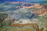 (SG46) Limb of the Salt Valley Anticline with jointing parallel to the axis of the fold, Arches National Park, UT