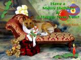 Happy Holidays & New Year!