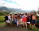 Family Reunion in Kauai 2008