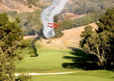 Spectacular Air Show over CDT Golf Course