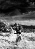 Mountain Biking in Lombok Indonesia