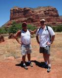 A Great Day Hiking in Sedona with Mike S, visiting from Shanghai