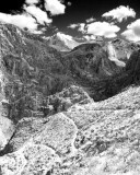 Grand Canyon - The Black and White Series