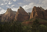 The Patriarchs - Zion National Park