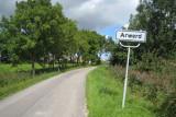 Arwerd - Dorpsentree