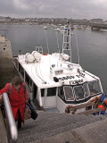 Roscoff harbor