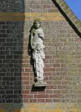 Dorpsstraat - gevelornament