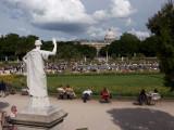 au Jardin de Luxembourg