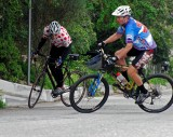 Fargo Street Bicycle Hill Climb -- 2009