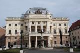 Bratislava, opera house