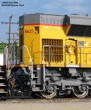 UP SD70ACe 8627