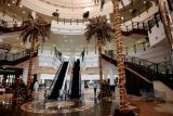 Enter mall