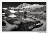 North Peak, 20 Lakes Basin