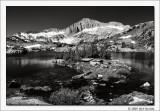 Shamrock Lake, 20 Lakes Basin