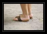 Shoes und Legs