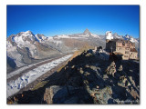 Breithorn / Gornergletscher / Matterhorn / Gornergrat (1224)