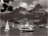 Lake Lucerne with Mt. Mythen