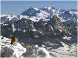 Mythen (View from Mt. Rigi / Blick von der Rigi)