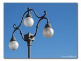 street light / Strassenlaterne in Lugano / TI